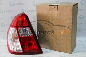 Clio Symbol Orjinal Kırmızı Beyaz Sol Stop | Ünlüoto Yedek Parça