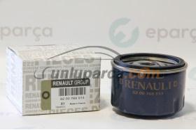 Renault F Motor R9,R19,Clio,Kangoo,Megane Orjinal Yağ Filresi   Ünlüoto Yedek Parça