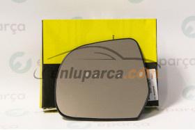 Sağ Ayna Camı Dacia Dokker Duster Gva Marka | Ünlüoto Yedek Parça