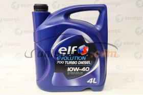 Elf Evolutıon Turbo Diesel 10w/40 4 Litre Motor Yağı | Ünlüoto Yedek Parça