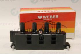 Ateşleme Bobini 1.4 Doblo-Grande Punto-Linea-Palio-Albea-Fiorino Weber | Ünlüoto Yedek Parça
