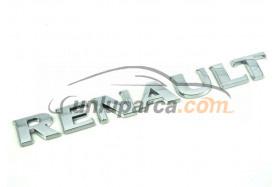 Renault Yazısı Birleşik Krom R9 R19 Megane kango 7700817027