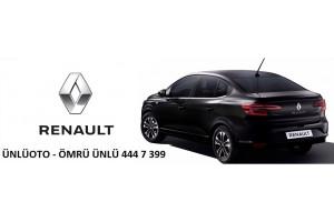 Renault Taliant Yedek Parça