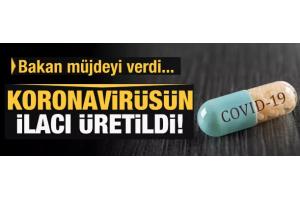 Covid-19 Korona Virüsüne Karşı Yerli ilaç Üretildi